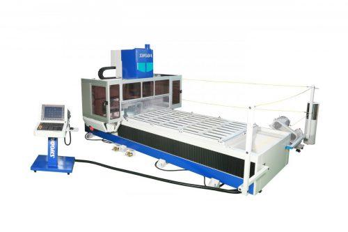 Dust Reduction CNC Router