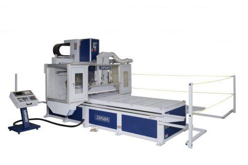 Gantry Type 5 Axes CNC Router